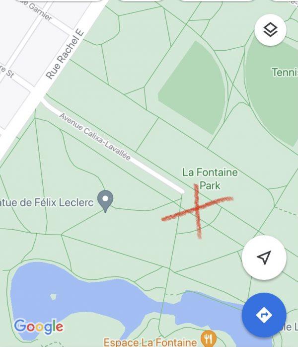 Parc Lafontaine